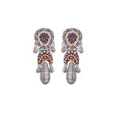 Ayala Bar - N1395 Indigo Emilia Earrings