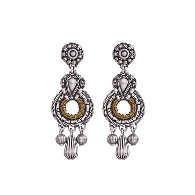 Ayala Bar - N1531 Indigo Bronze Earring