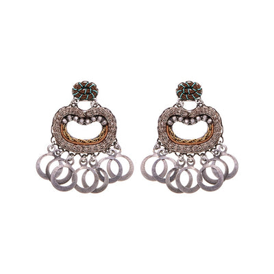 Ayala Bar - N1583 Metal Light Deborah Earring