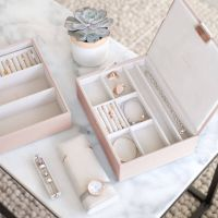 Blush Classic Jewellery Box
