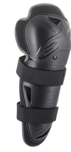 2021 BIONIC ACTION KNEE PROTECTOR - BLACK/RED ADULT - ONE SIZE