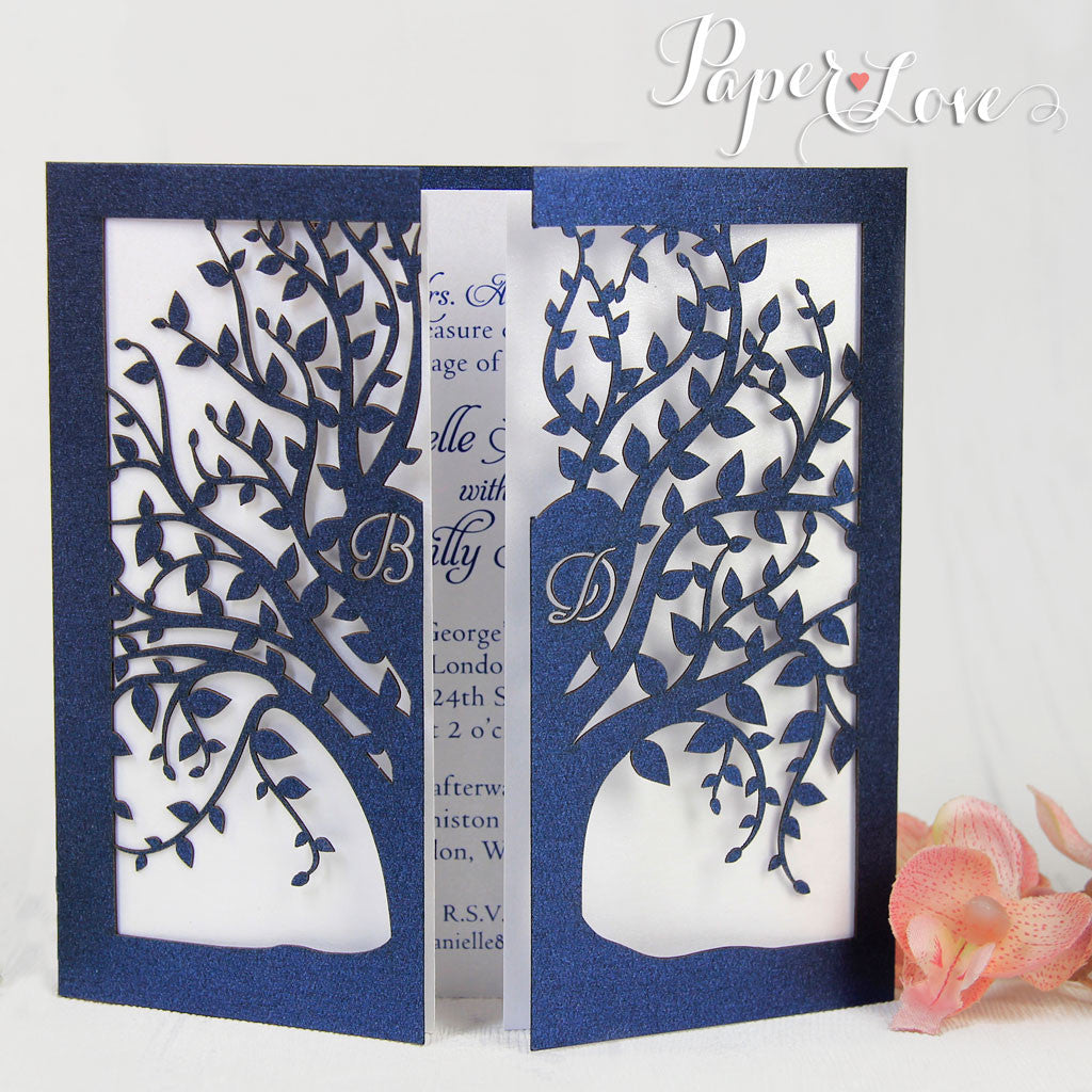 Amazing Laser Tree High Quality Personalised Laser Cut Day Wedding ...