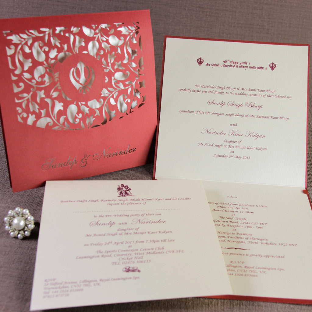 red invitation paper - Acur.lunamedia.co
