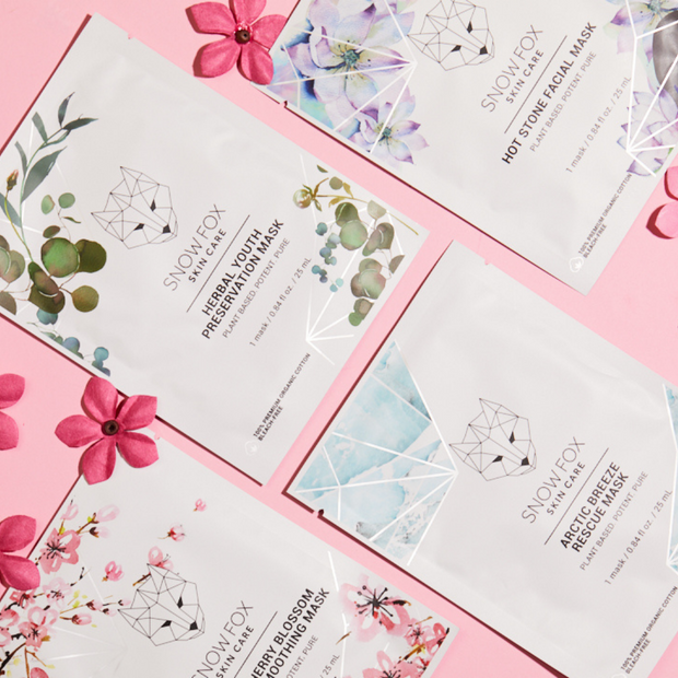 Sheet Mask Discovery Set