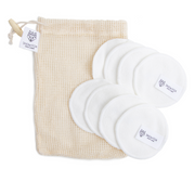 reusable bamboo cotton rounds make up removing pads