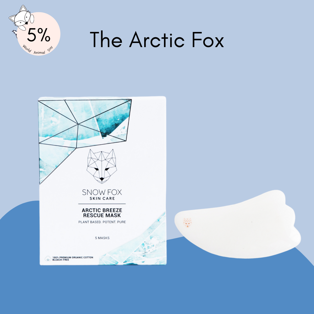 The Arctic Fox (free shipping)