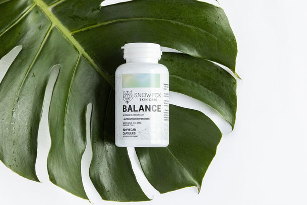 Balance: Super Greens for a Better Diet