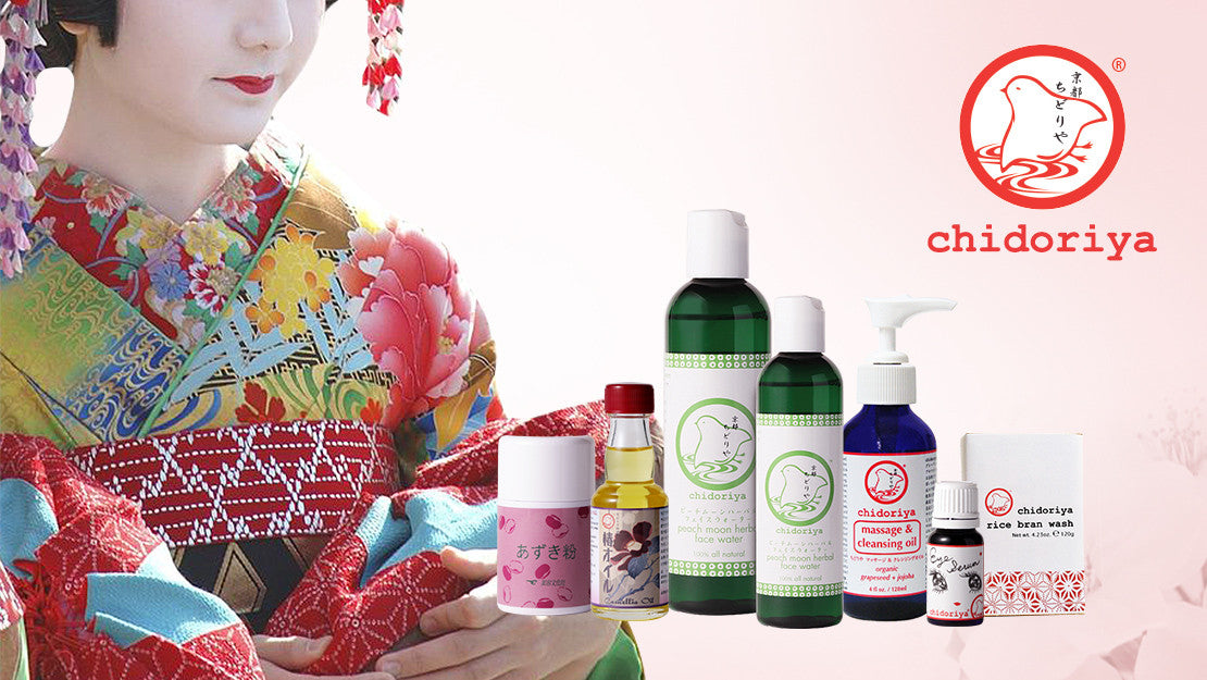 Chidoriya - Traditional Japanese Skin Care
