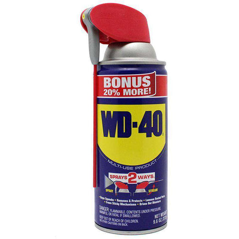 WD-40 Oil Safe Can