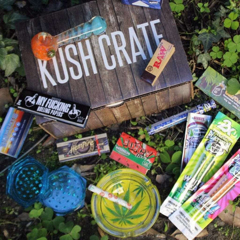 weed subscription box