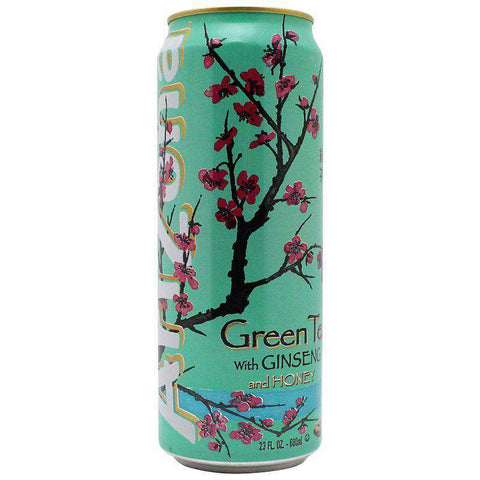 Arizona Green Tea 23oz Safe Can