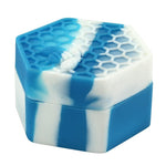 26ml Honeycomb Hexagon Silicone Jar