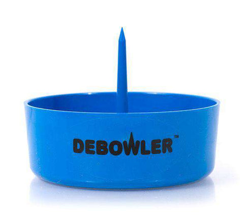 Debowler Ash Tray With Poker