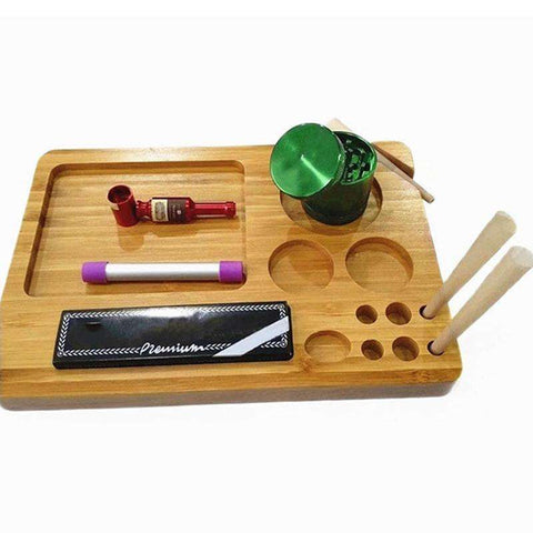 High Quality Wooden  Rolling Tray