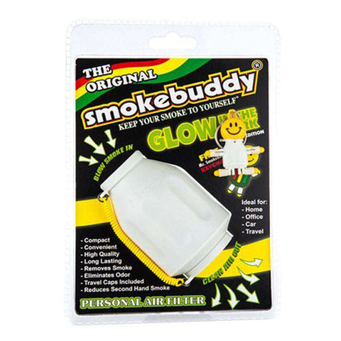 Smokebuddy Original Glow in the Dark Personal Air Filter