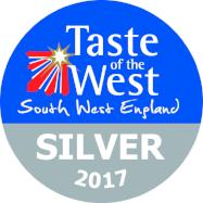 Taste of the West Silver Award 2017