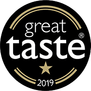 Great Taste 1 Star GOLD Award 2019