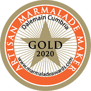 World Marmalade Festival Gold Artisan Award 2020