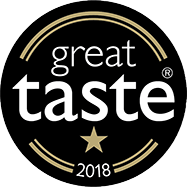 Great Taste 1 Star GOLD Award 2018