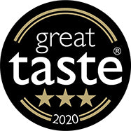 Great Taste 3 Star GOLD Award 2020