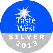 Taste of the West SILVER Award 2013