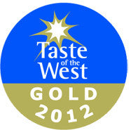 Taste of the West GOLD Award 2012