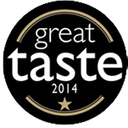 Great Taste 1 Star GOLD Award 2014