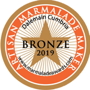 World Marmalade Festival Bronze Artisan Award 2019
