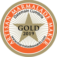 World Marmalade Festival Gold Artisan Award 2019