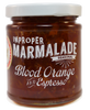 Blood Orange and Espresso Marmalade