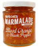 Blood Orange and Black Pepper Marmalade