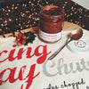 Boxing Day Chutney Recipe Tea Towel