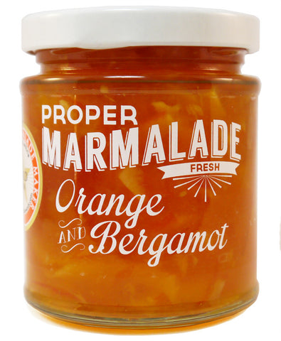 Orange and Bergamot Marmalade