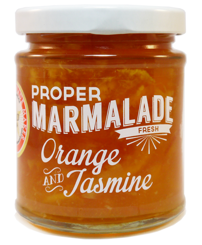 Orange and Jasmine Marmalade