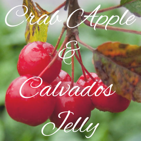 Crab apple and Calvados Jelly Recipe