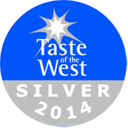 Taste of the West SILVER Award 2014