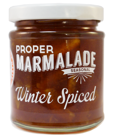 Winter Spiced Marmalade