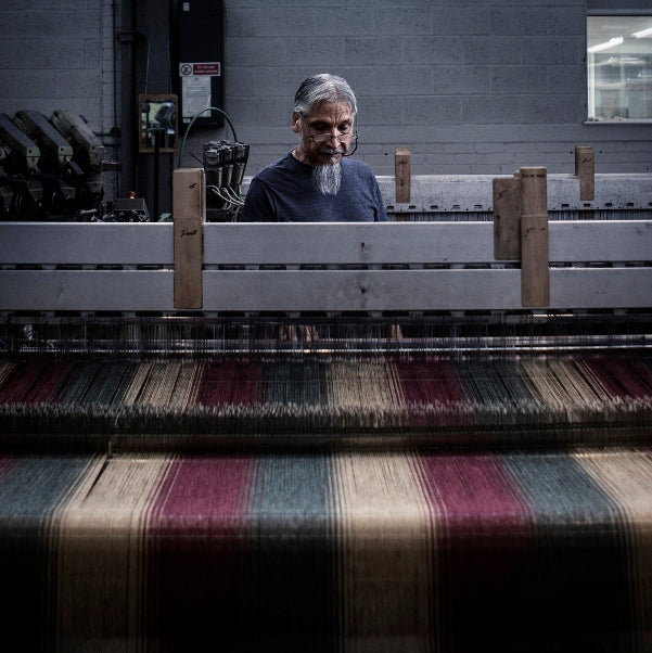 Where we weave: Yorkshire