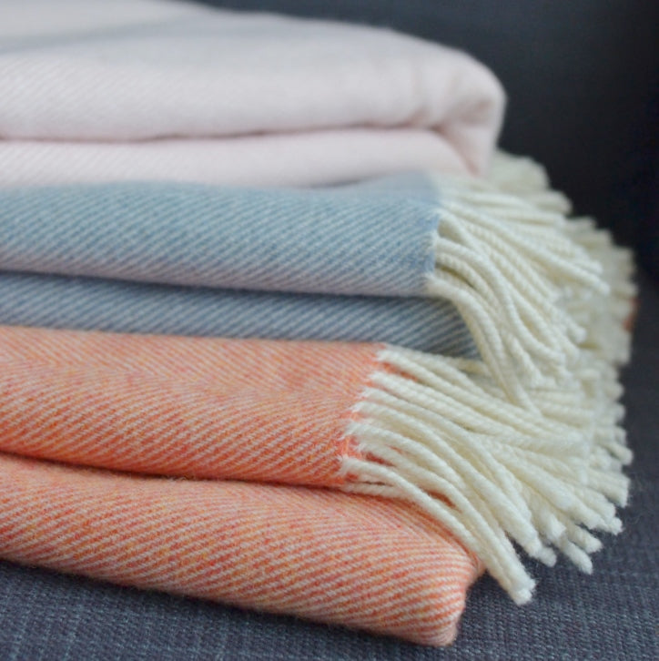 How to wash and care for your wool blanket