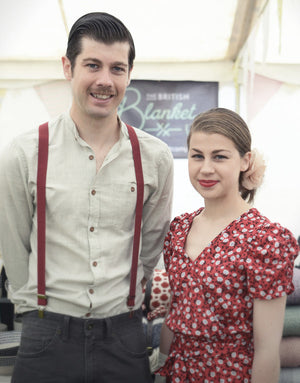 Back to the 1940s at The Dig For Victory Show