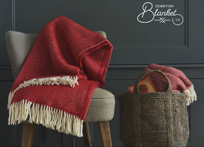 A Cosy Christmas with The British Blanket Company