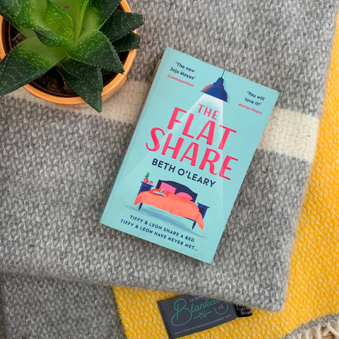 Books and Blankets: 3 Books To Cosy Up With - The Flat Share