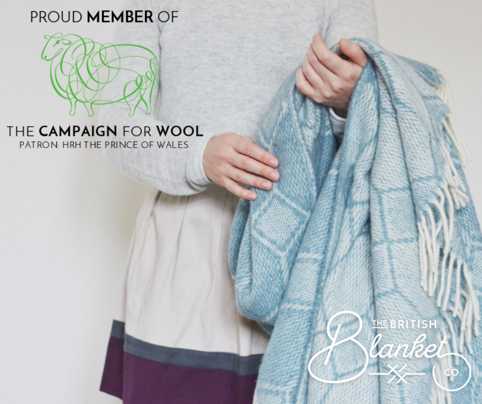 Campaign for Wool The British Blanket Company