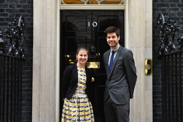 The British Blanket Company at 10 Downing Street