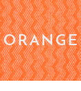 Orange Throws - The British Blanket Company