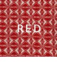 Red Throws - The British Blanket Company
