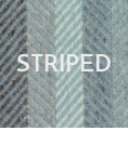Striped Throws