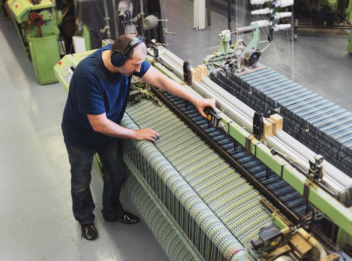 The British Blanket Company blankets from Ireland