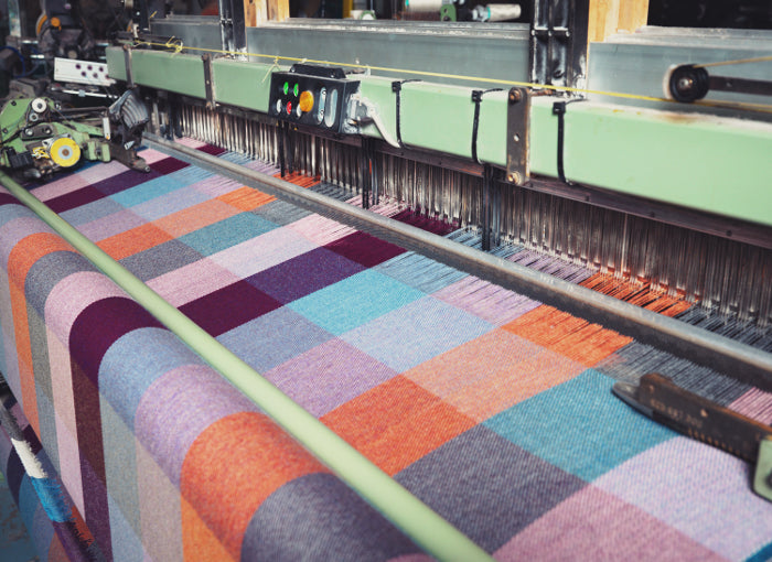 Wool blankets and throws - The British Blanket Company