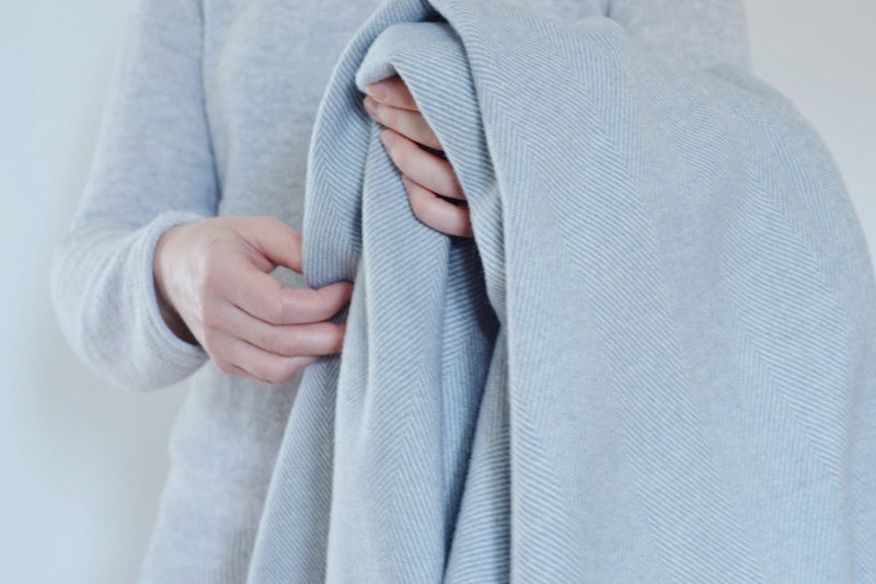 merino wool throw care and washing instructions